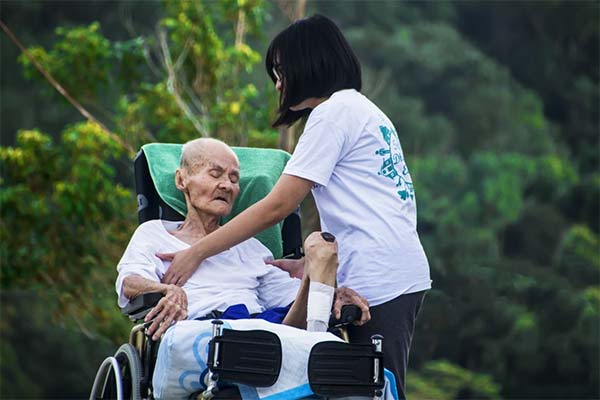 Pelayanan Kesehatan Untuk Lansia