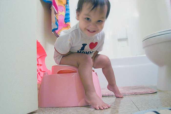 Toilet Training Sejak Dini