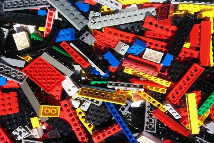 Permainan Lego
