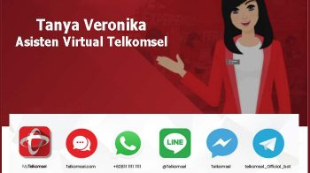Cara Tanya Veronika Asisten Virtual